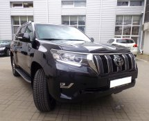Toyota Land Cruiser Prado (Black)