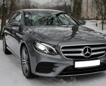 Mercedes E200 4MATIC