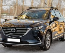 Mazda CX-9 AWD (Black)