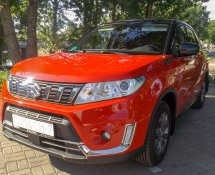Suzuki Vitara (Orange)
