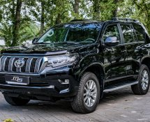 Land Cruiser Prado (Black)