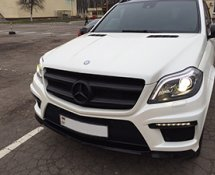 Mercedes-Benz GL 400, 2015 г.