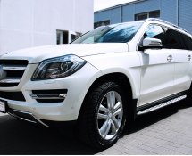 Mercedes-Benz GL 500, 2013 г.