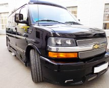 Chevrolet Express (Explorer)